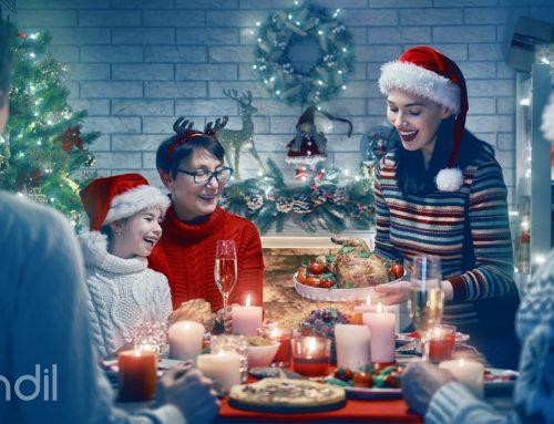 ¿Cómo proteger mi casa de robos en vacaciones navideñas?
